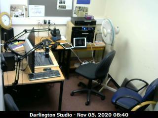 Studio Web Cam