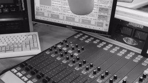 Sonifex Mixing Desk